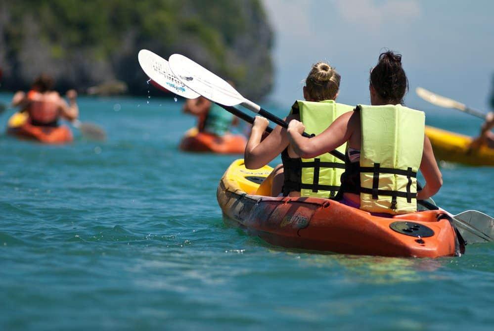 Best Things To Do In Half Moon Bay: Kayaking