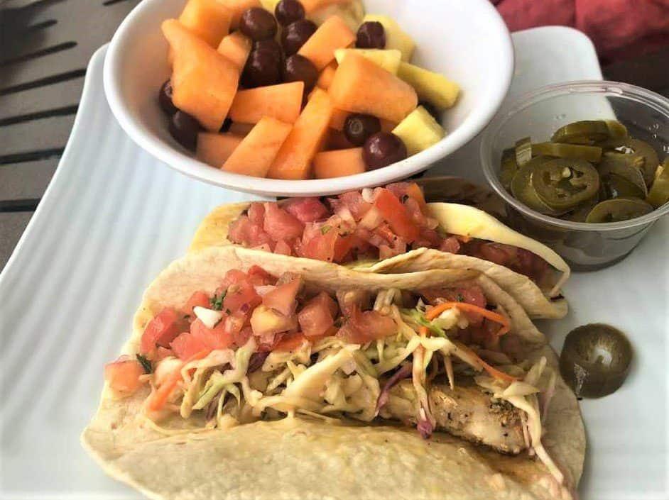 7 Best St. Thomas Restaurants: Mahi Fish Tacos