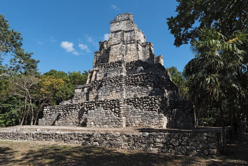 Best Things To Do In Tulum: Muyil Archaeological Site