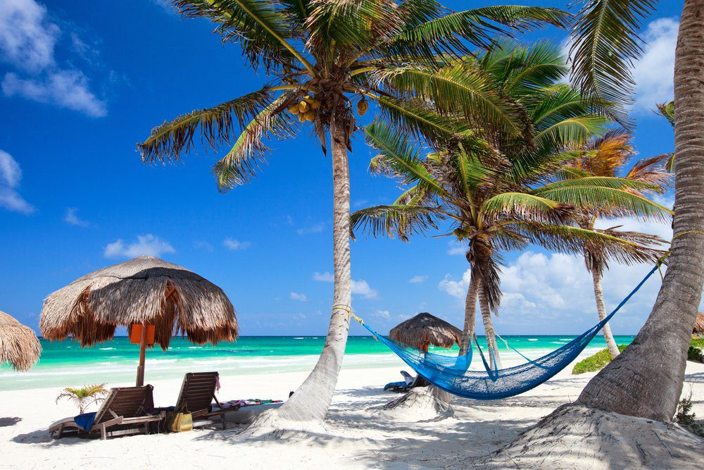 Best Things To Do In Tulum: Playa Paraiso