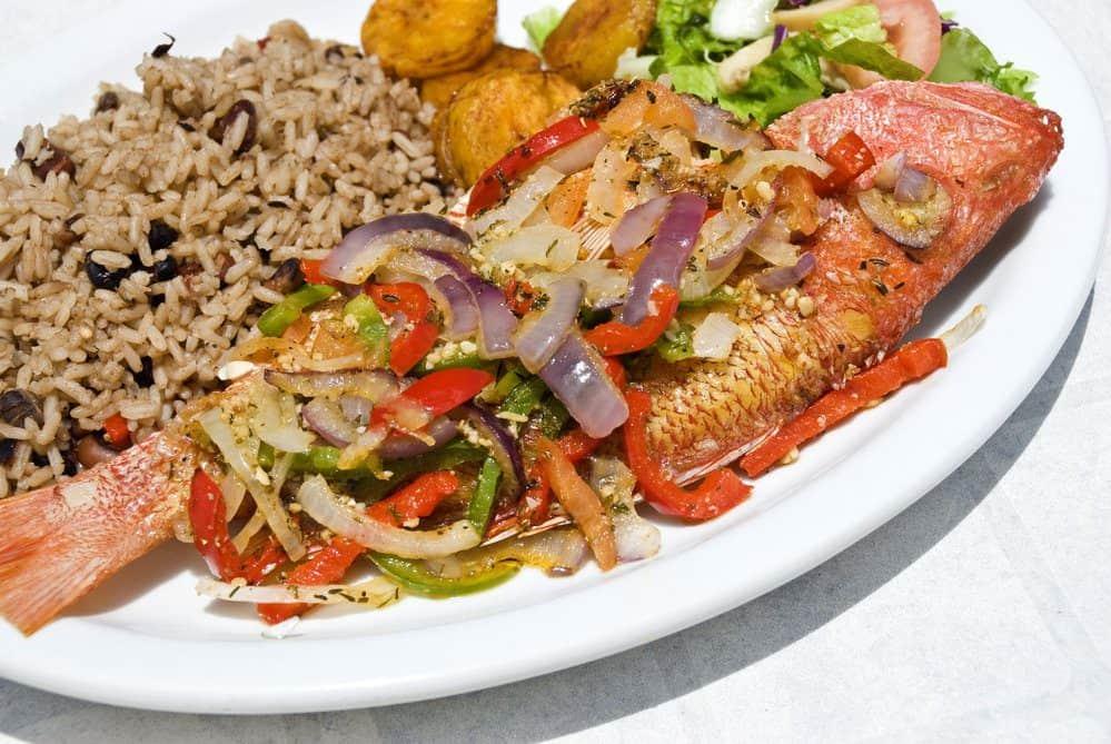 15 Must-Try Sanibel Island Restaurants: Red Snapper
