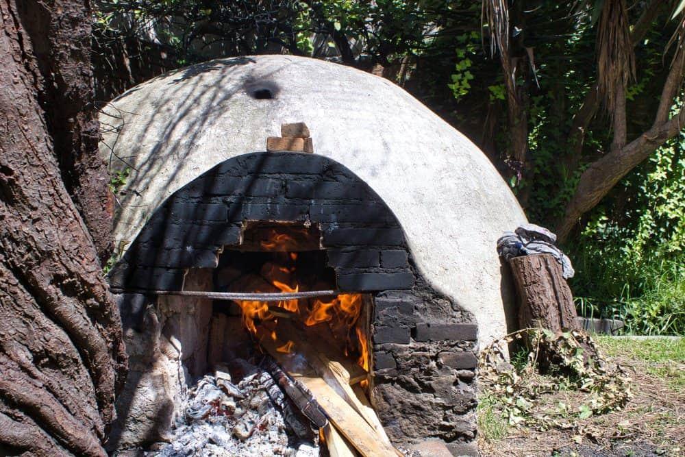 Temazcal Hut