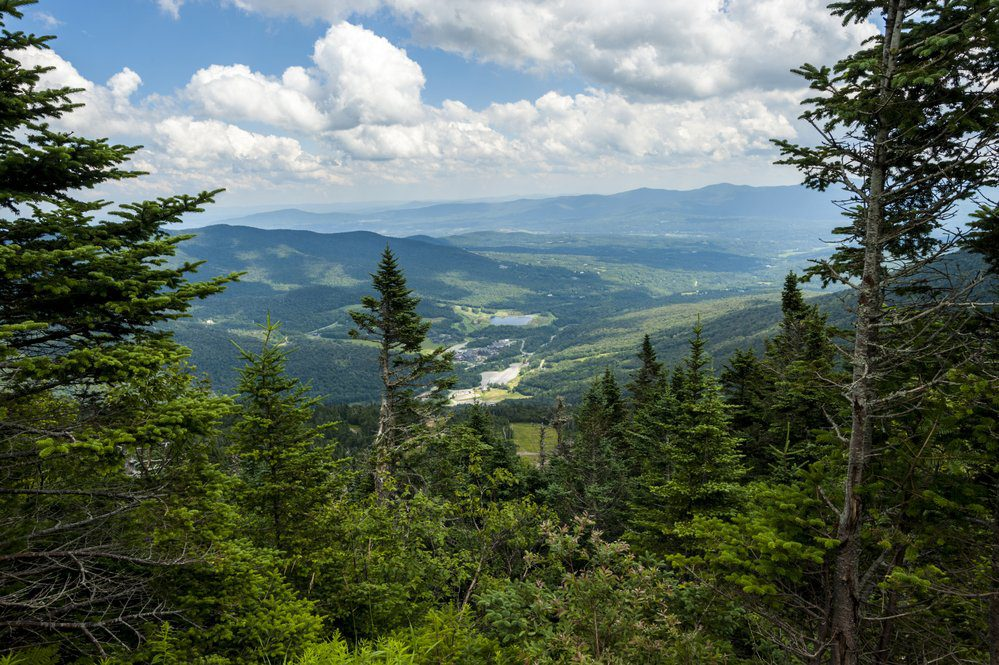 10 Best Things To Do In Stowe VT: Top of Mount Mansfield in Vermont