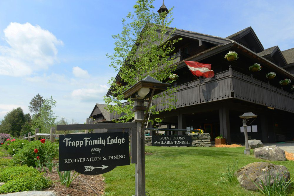 10 Best Things To Do In Stowe VT: Trapp Family Lodge