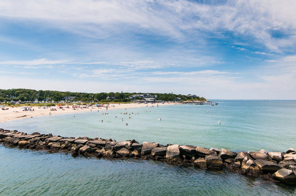 8 Best Things To Do In Cape Cod: Beach at Oak Bluffs