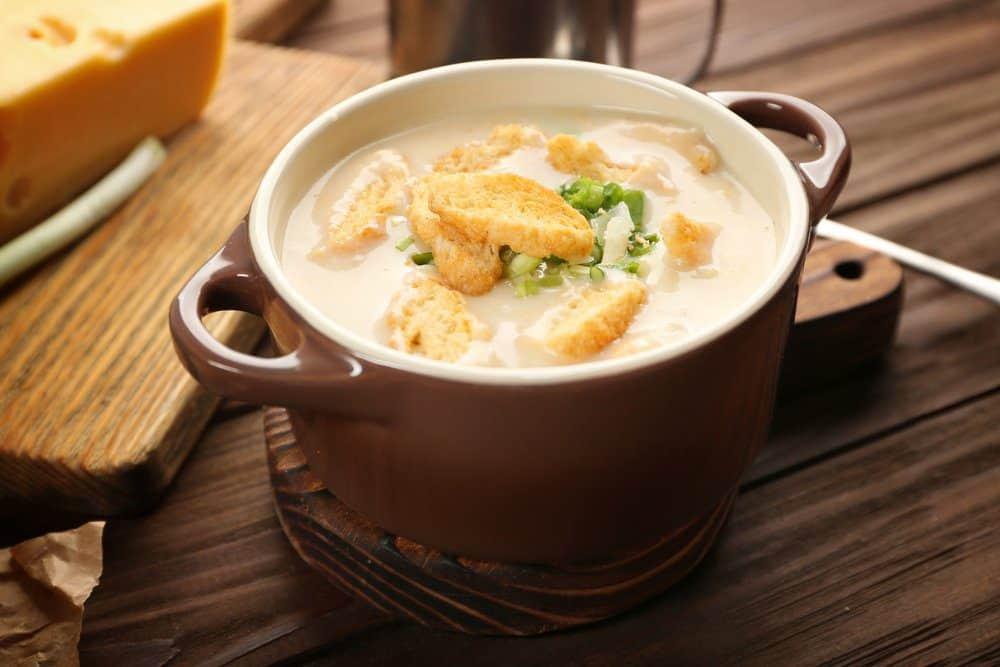 7 Best Restaurants in Ludington MI: Jamesport Cheese Ale Soup