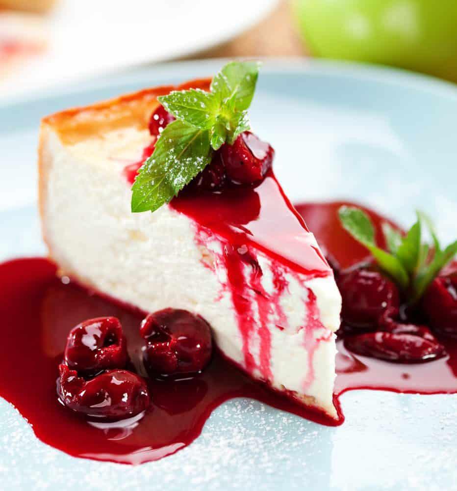 5 Best Scottsdale AZ Restaurants: Cheesecake