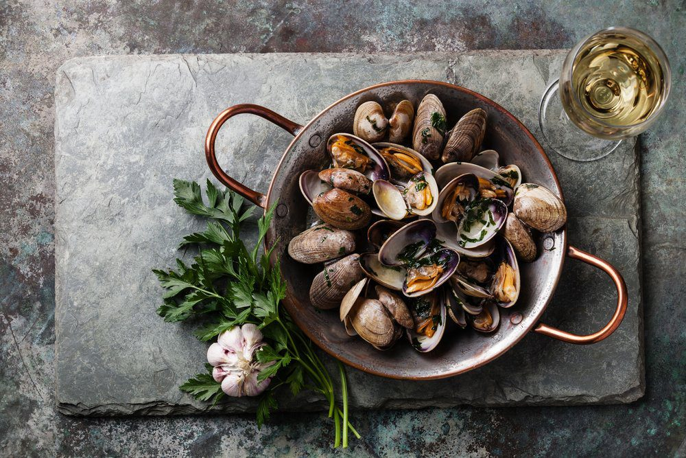 5 Best Scottsdale AZ Restaurants: Steamed Clams