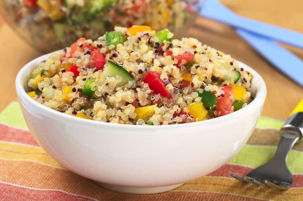 5 Best Scottsdale AZ Restaurants: Teriyaki Quinoa Bowl