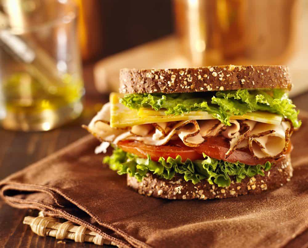 7 Best Restaurants in Ludington MI: Turkey Sandwich