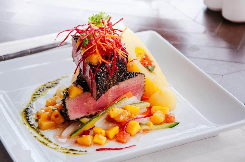 7 Best Ventura Restaurants: Ahi Tuna