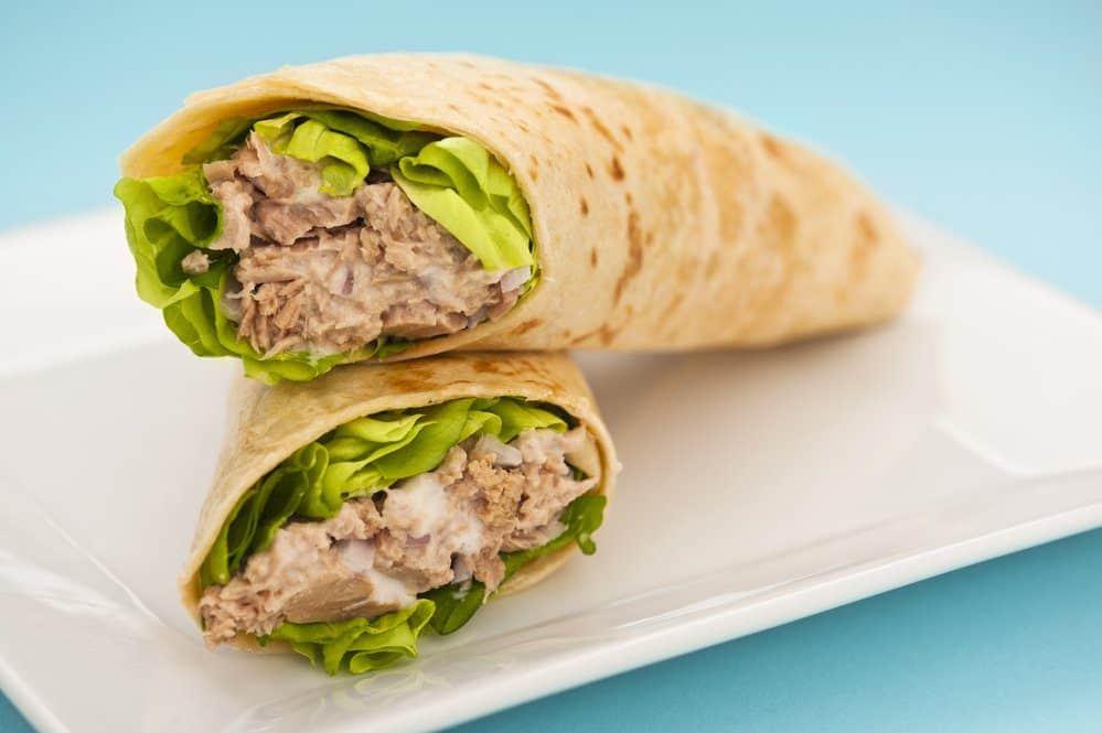 The 11 Best Placencia Restaurants: Baja Fish Wrap