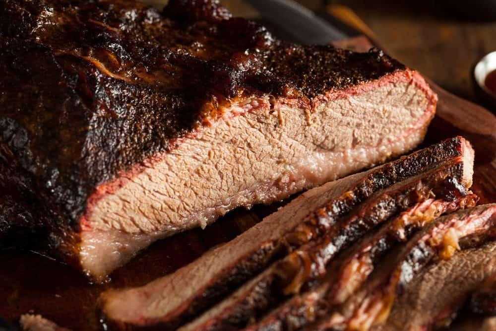 The Best BBQ in Charlotte: Beef Brisket
