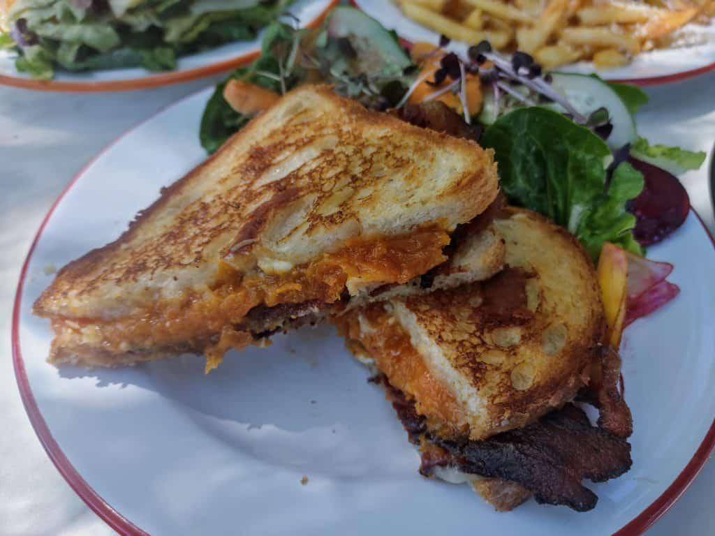 10 Must-Try Sebastopol Restaurants: Belly & Jelly Sandwich