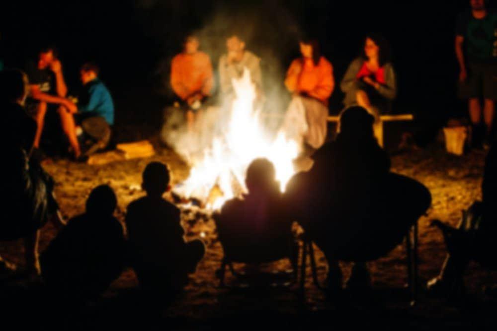 8 Best Things To Do In Ludington MI: Bonfire Ludington