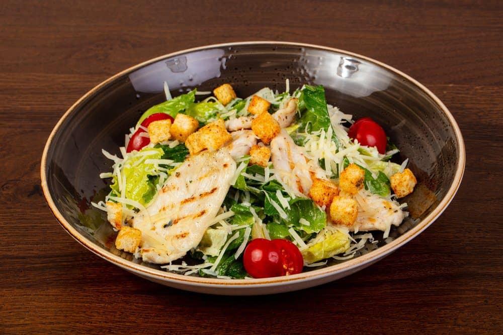 The 5 Best Pass Christian Restaurants: Bacchus Caesar Salad