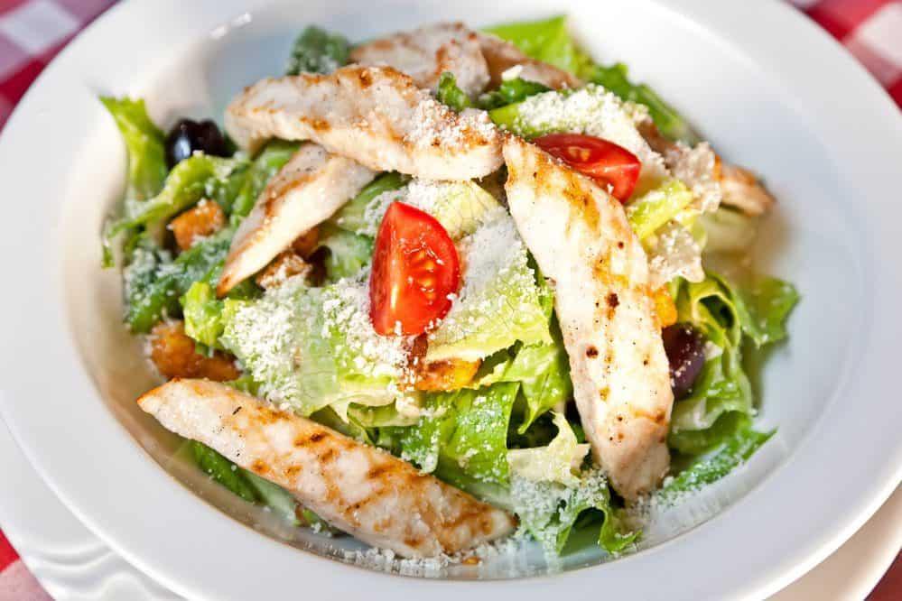 7 Best North Beach San Francisco Italian Restaurants: Caesar Salad
