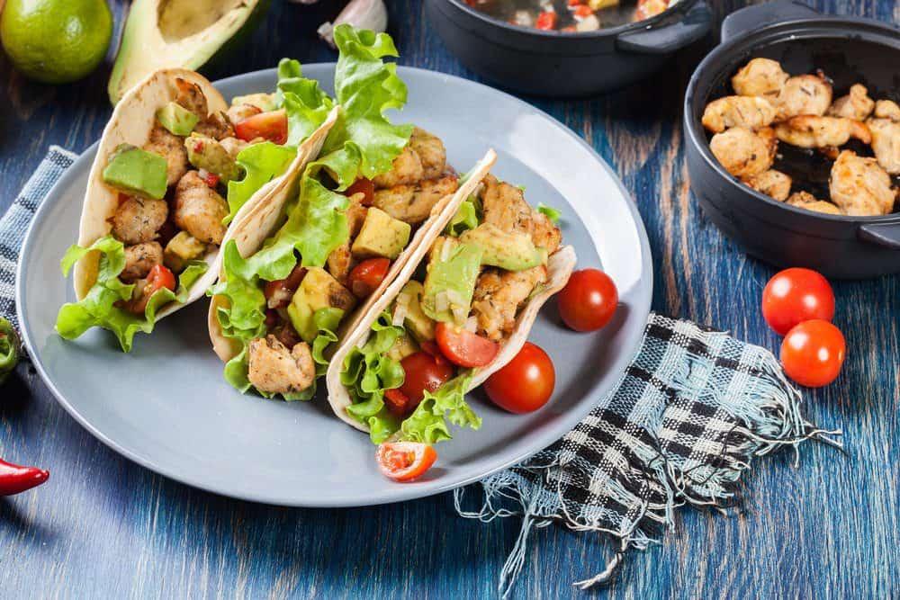 The 11 Best Placencia Restaurants: Chicken Tacos