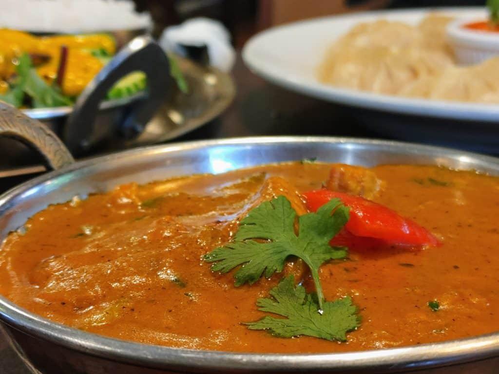 10 Must-Try Sebastopol Restaurants: Chicken Tikka Masala