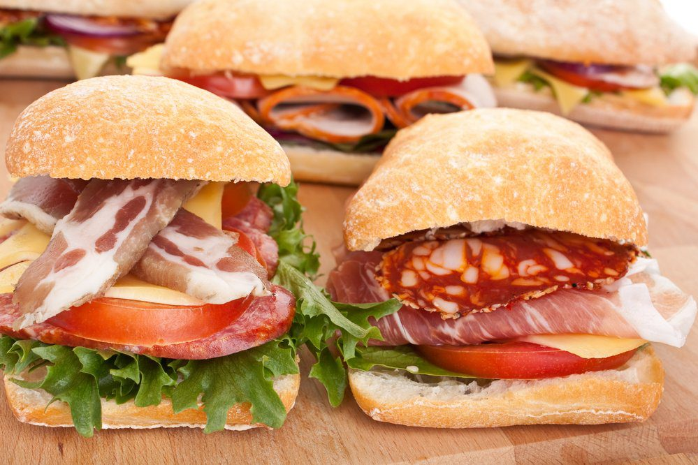 7 Best Ventura Restaurants: Ciabatta Sandwiches