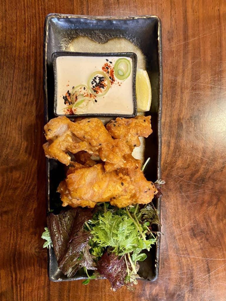 10 Must-Try Sebastopol Restaurants: Kara Age Fried Chicken