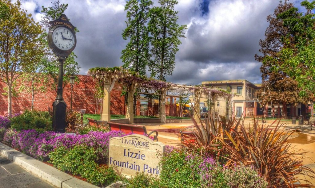 Things To Do In Livermore: Lizzie Fountain Park