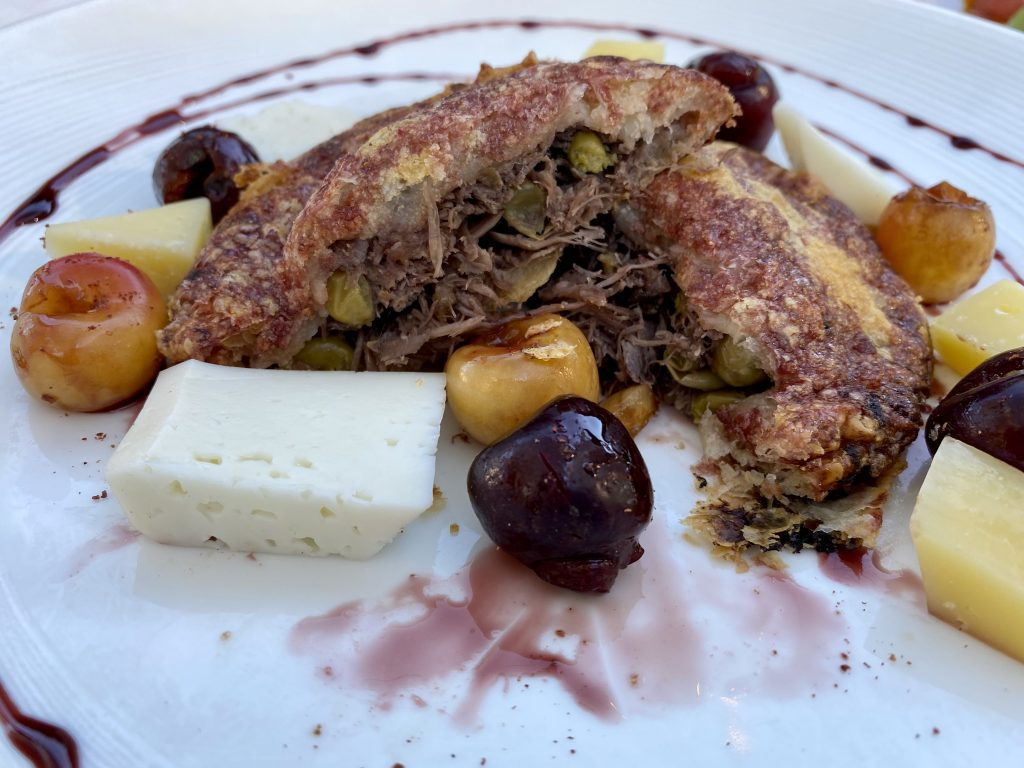 10 Must-Try Sebastopol Restaurants: Mini Rabbit Pie