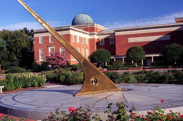 11 Best Things To Do In Chapel Hill: Morehead Planetarium and Science Center