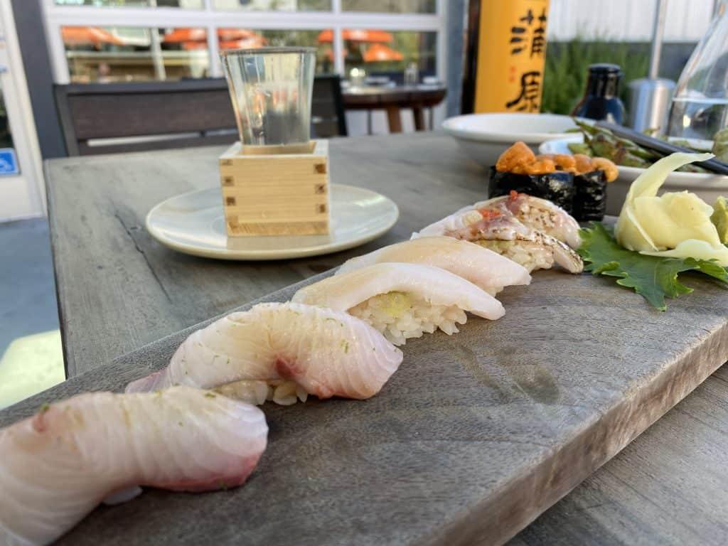 10 Must-Try Sebastopol Restaurants: Nigiri Sushi