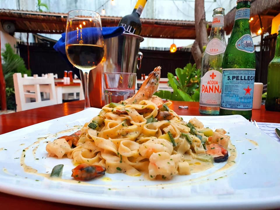15 Best Restaurants in Playa Del Carmen: Pasta