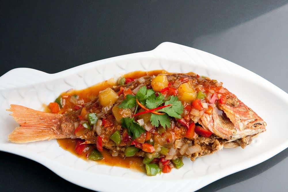 7 Best Ventura Restaurants: Red Snapper