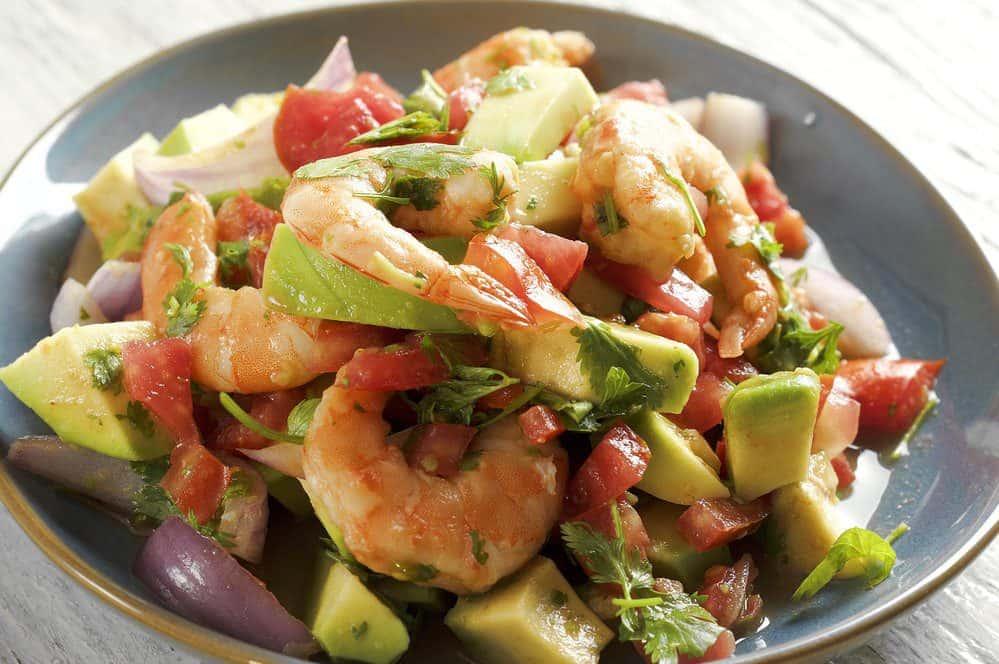 The 11 Best Placencia Restaurants: Shrimp Ceviche