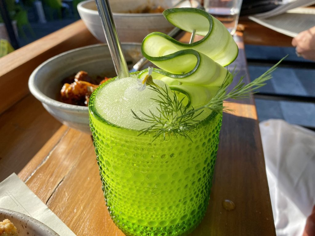 10 Must-Try Sebastopol Restaurants: Spa Day Cocktail