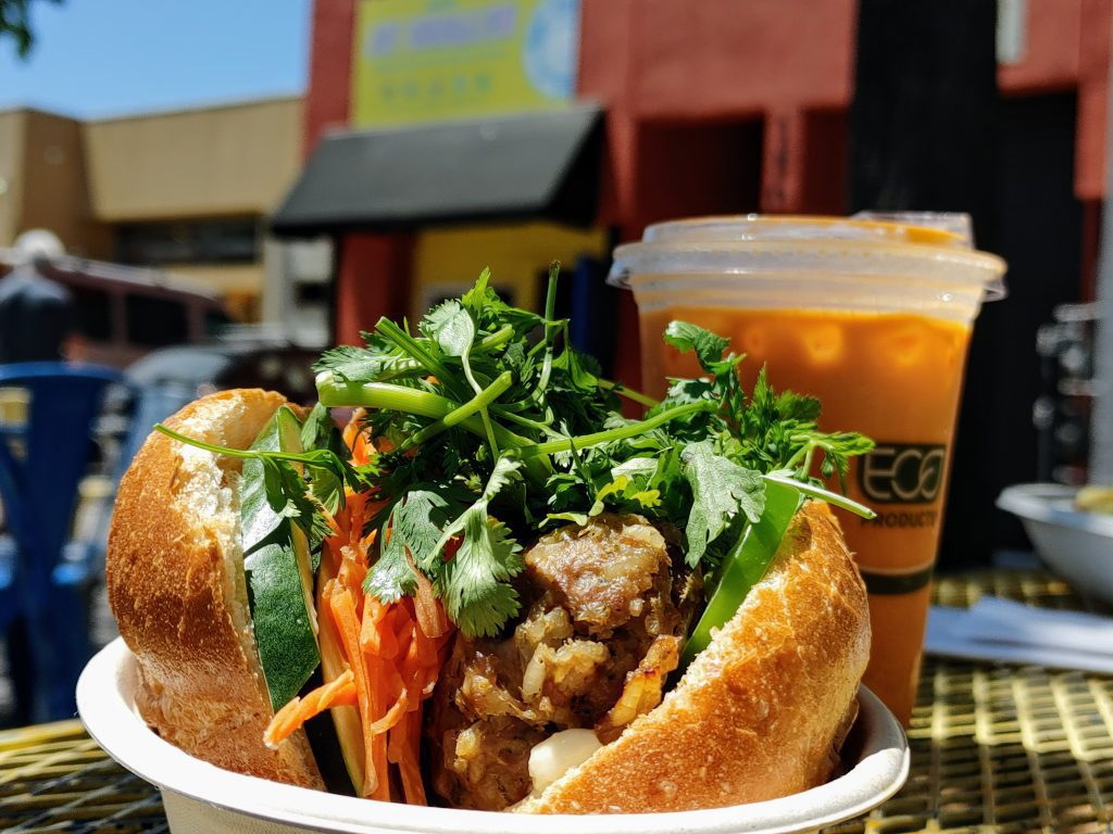 10 Must-Try Sebastopol Restaurants: Special of the day and Thai Iced Tea