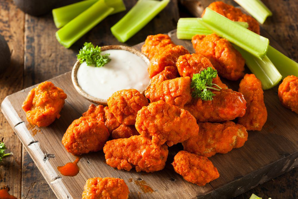 The 11 Best Placencia Restaurants: Boneless Sweet & Spicy Chicken Wings