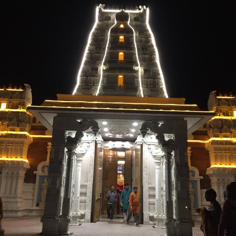 Things To Do In Livermore: Temple Shiva Vishnu