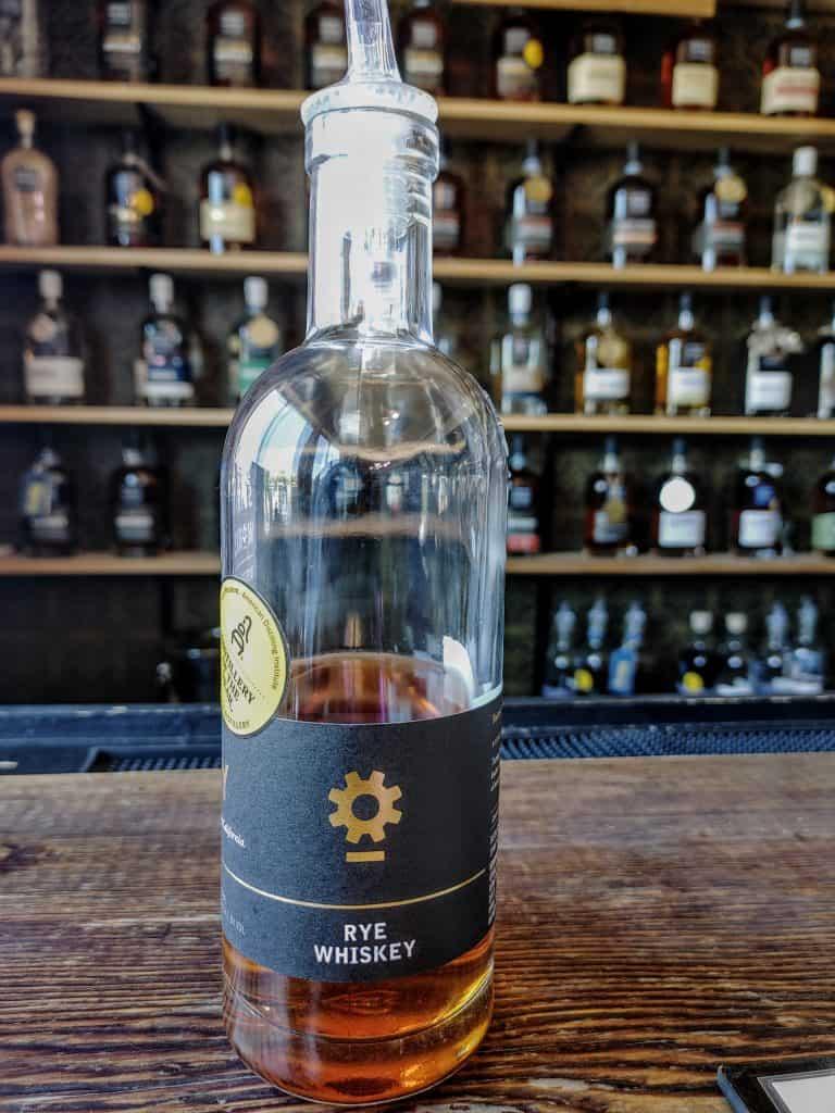 10 Must-Try Sebastopol Restaurants: The Rye Whiskey