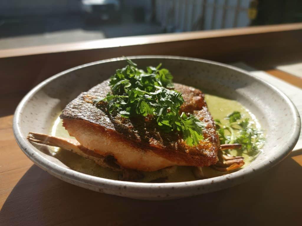 10 Must-Try Sebastopol Restaurants: Trout in Green Curry