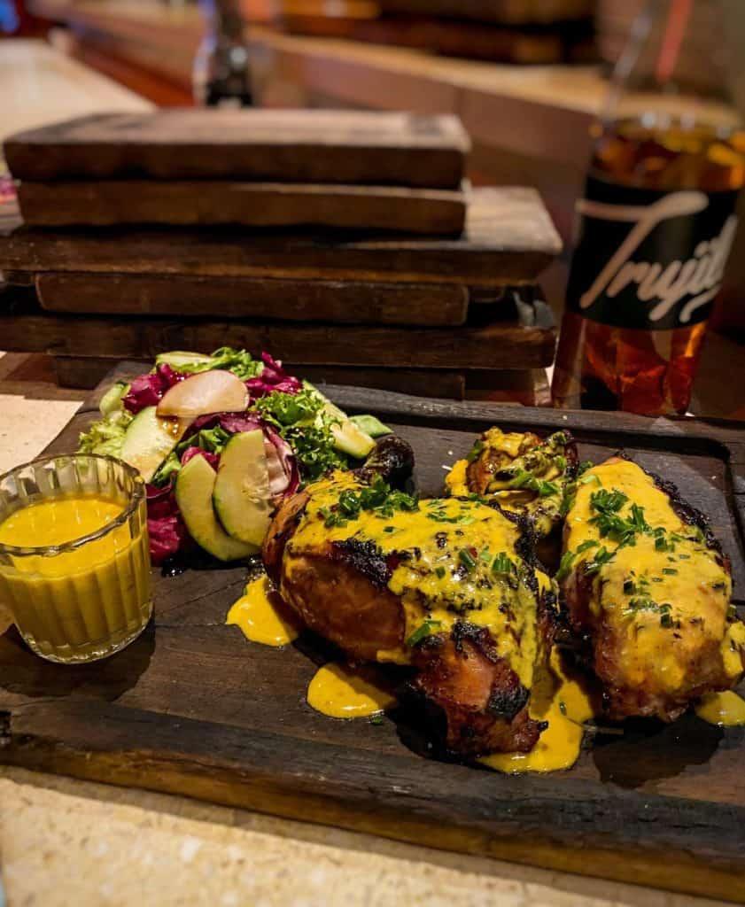 15 Best Restaurants in Playa Del Carmen: Trujillos Cantina De Selva Dish