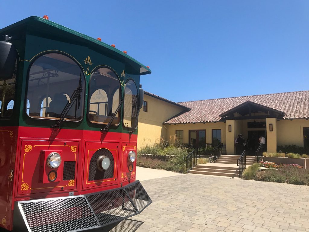 Things To Do In Livermore: Wine Trolley