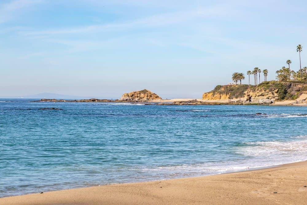 Things To Do In Laguna Beach: Aliso Beach