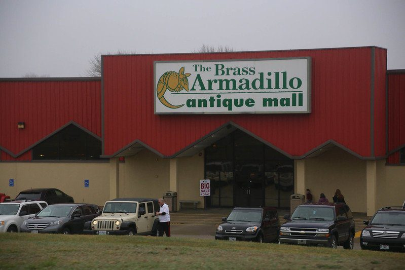 Top Things To Do In Goodyear Arizona: Brass Armadillo Antique Mall