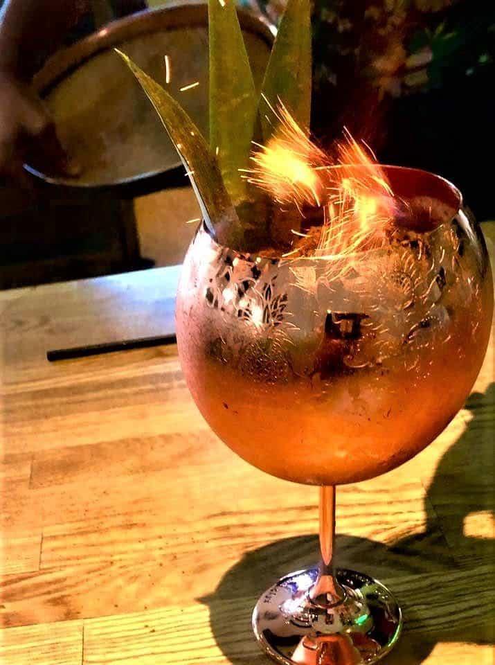 The 8 Best Paso Robles Restaurants: Belladonna Cocktail