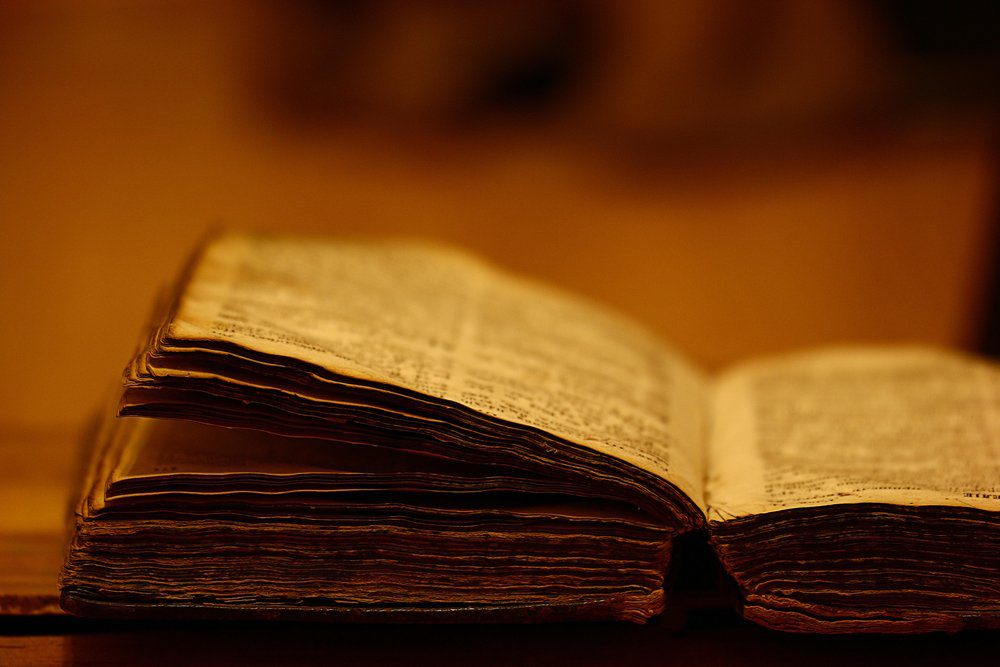 Top Things To Do In Goodyear Arizona: Bible Museum Book