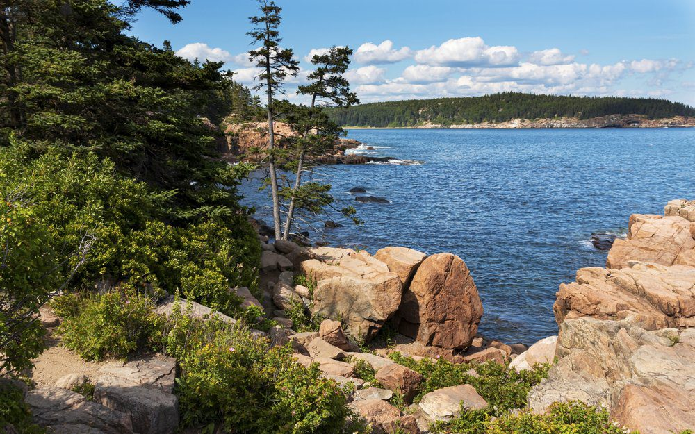 7 Best Things To Do In Bar Harbor Maine: Cadillac Mountain