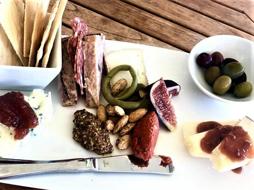 The 8 Best Paso Robles Restaurants: Cheese & Charcuterie Board