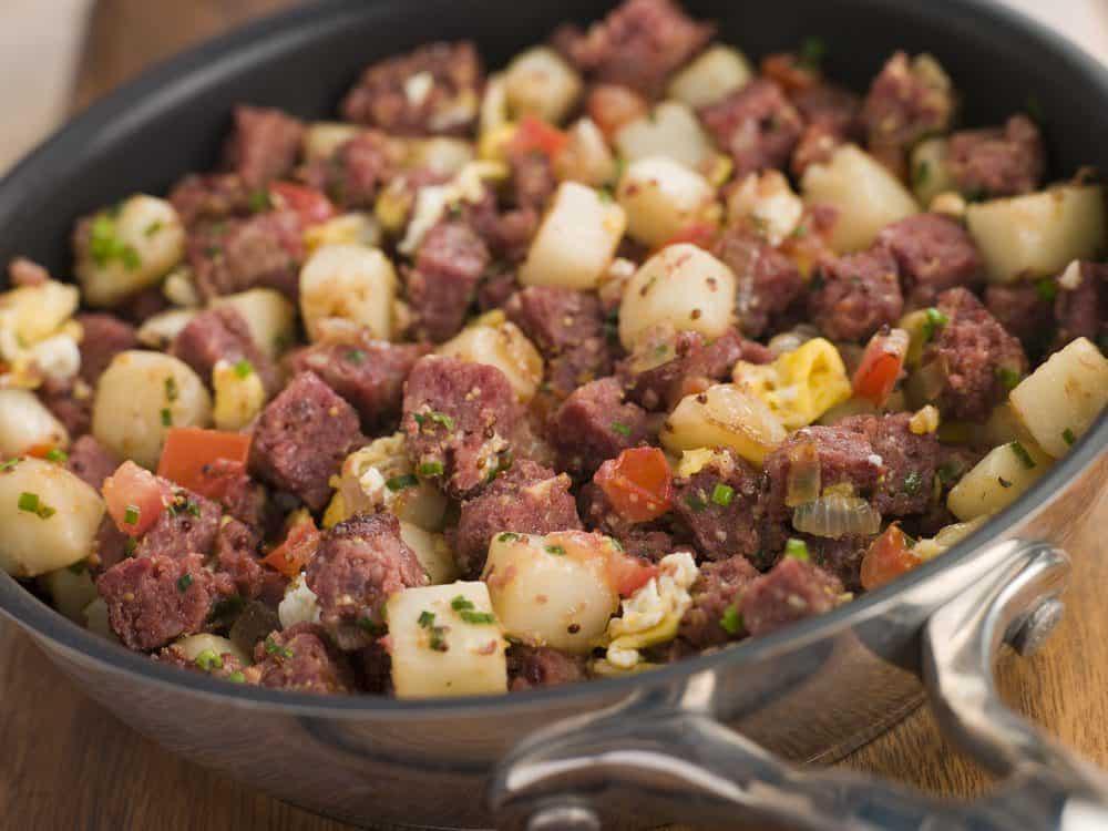 Best Pier 39 Restaurants: Corned Beef Hash