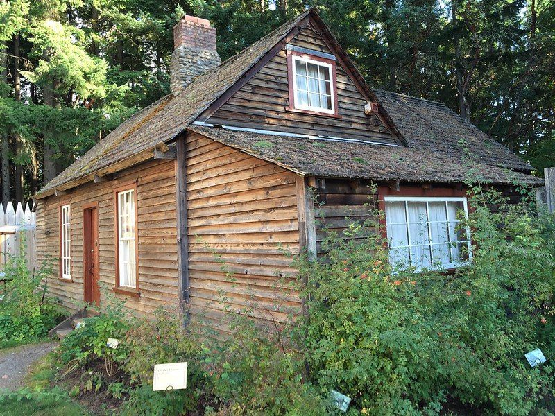 Things To Do In Tacoma: Fort Nisqually Living History Museum
