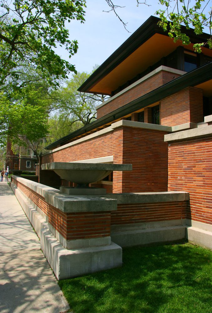 8 Best Things To Do In Florence Alabama: Frank Lloyd Wright's Robie House