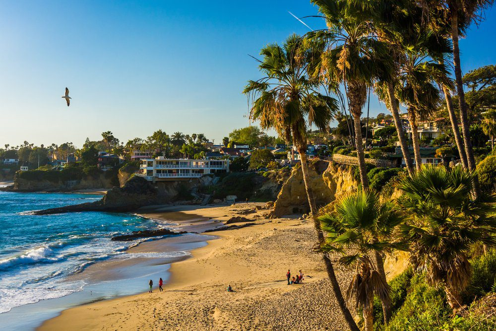 Things To Do In Laguna Beach: Heisler Park